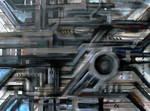 Mechanical landscape