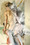 ballet drawing 6
