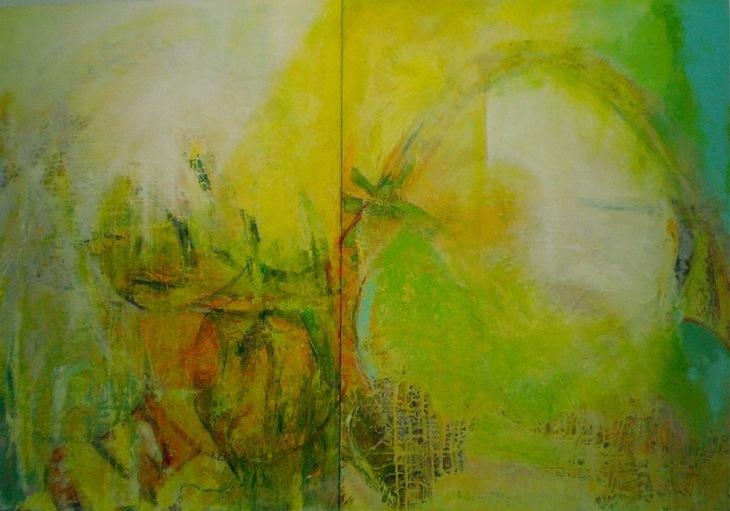 Yellow smog