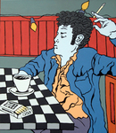 Tom Waits, Coffee and Cigarettes