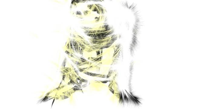 A chrysalis