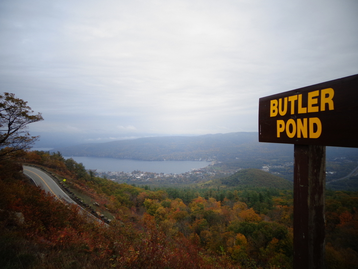 Butler Pond