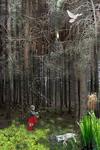 Der traurige Wald
