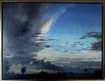 Dunkle Wolken über Magleby