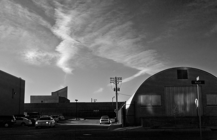 Epic Quonset Sky