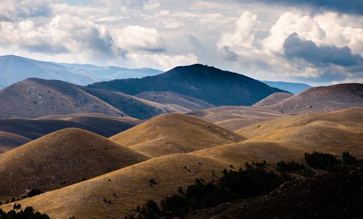 hills II