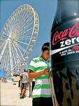 Coke invasion