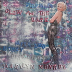 glow in the dark marilyn 2012