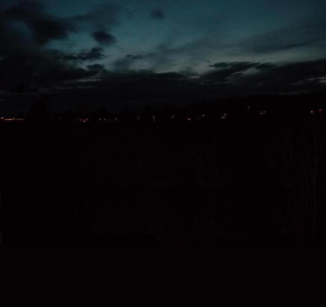 Une promenade dans la nuit 1