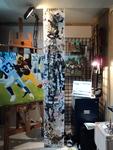 Stilt Walker ( in studio)