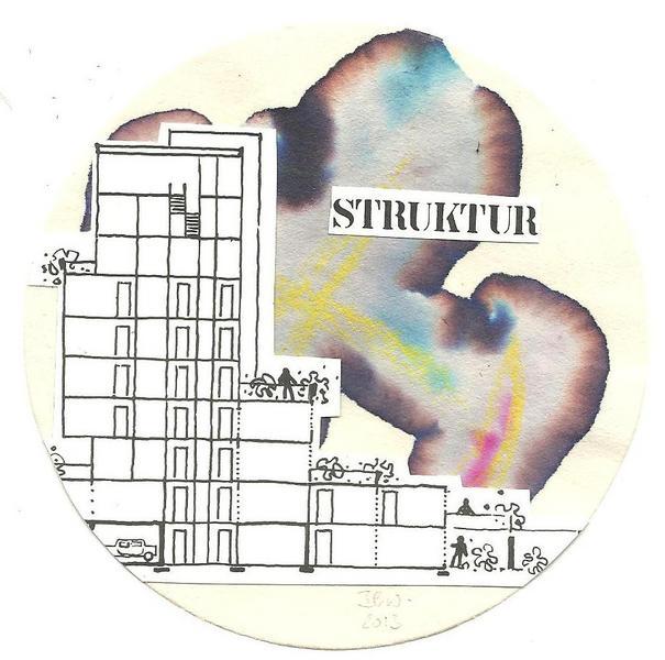 projekt - struktur