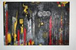 DSC_0006 Painting, mixed media on canvas, 2012