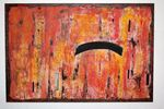 DSC_0012 Painting, mixed media on canvas, 2012 ,80 x 120 x 5 cm