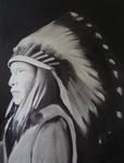 Sioux Warrior