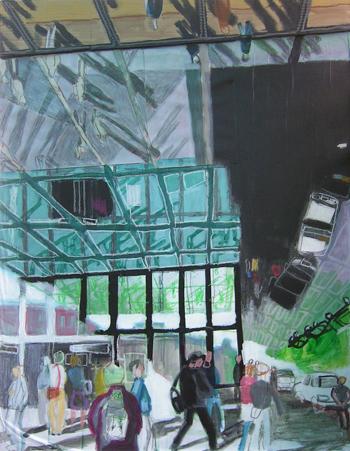 Spiegelung Art Basel