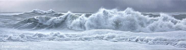 North Sea breaker