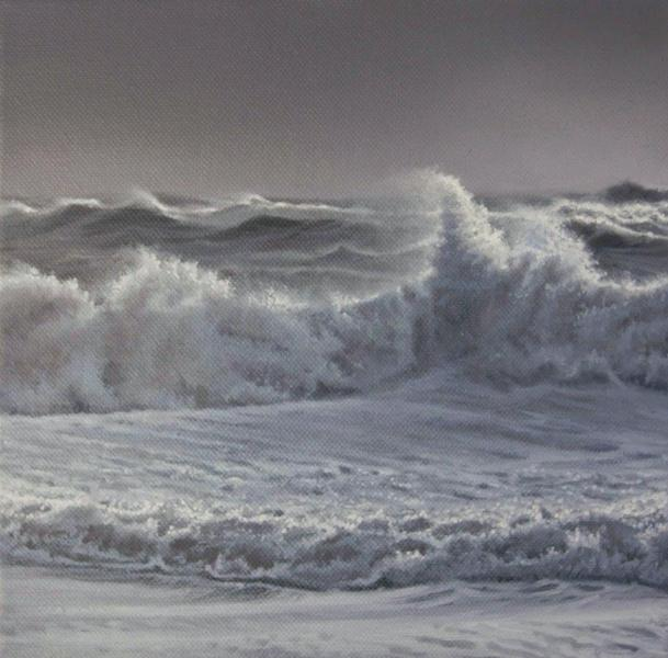 Stormy breaking of waves  I.