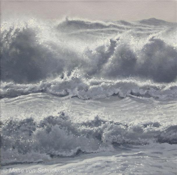Stormy breaking of waves II.