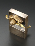 Double-finger Turtle Ring