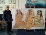Im Atelier 2013