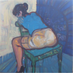 """Project17 """"Sitting woman"""""""