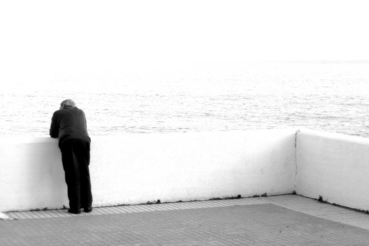 die ewige Sehnsucht des Menschen nach dem Meer